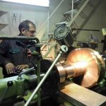 ساخت قطعات اصلی دینامومترهای خارجی