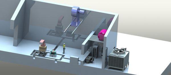 طراحی و ساخت اتاق تست موتور دیزل